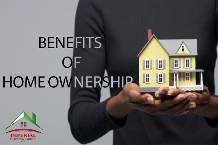 Benefits Of Home Ownership..